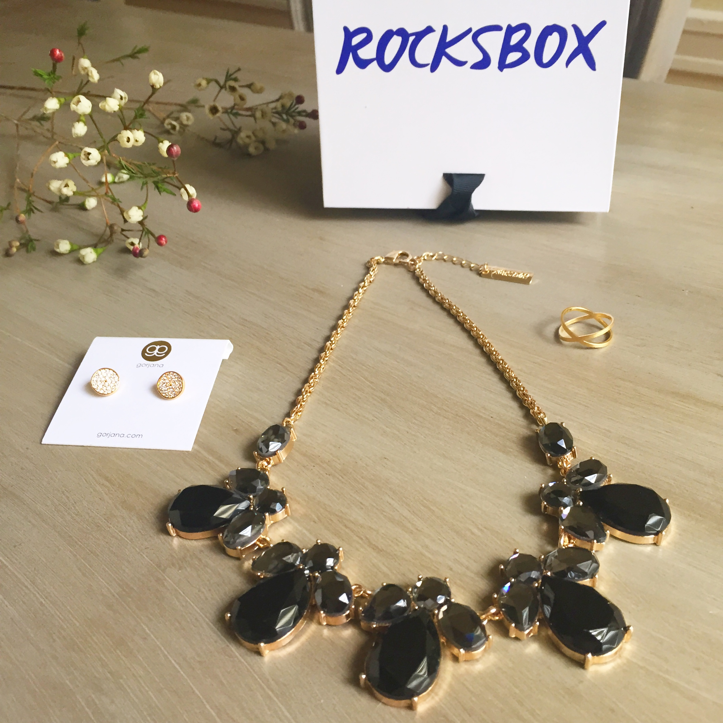 Rocksbox, designer jewelry subscription | Four Threads