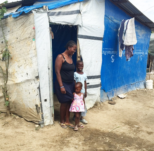 Sharing my experience from our trip to Haiti | http://thefourthreads.com