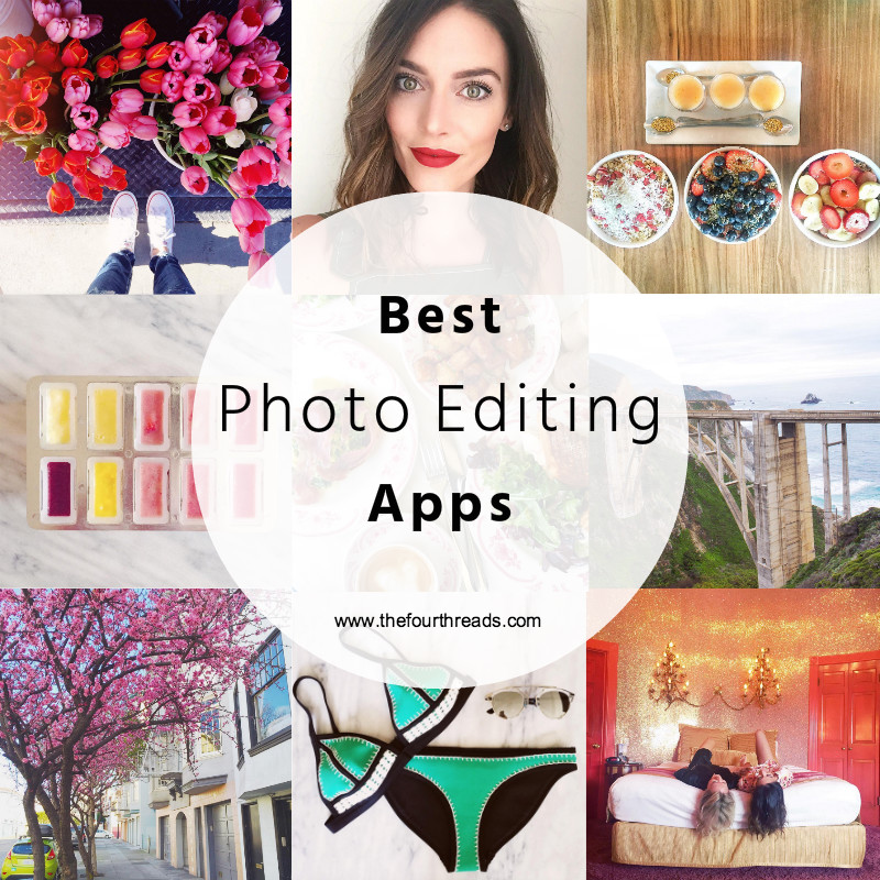 The best photo editing apps right now!