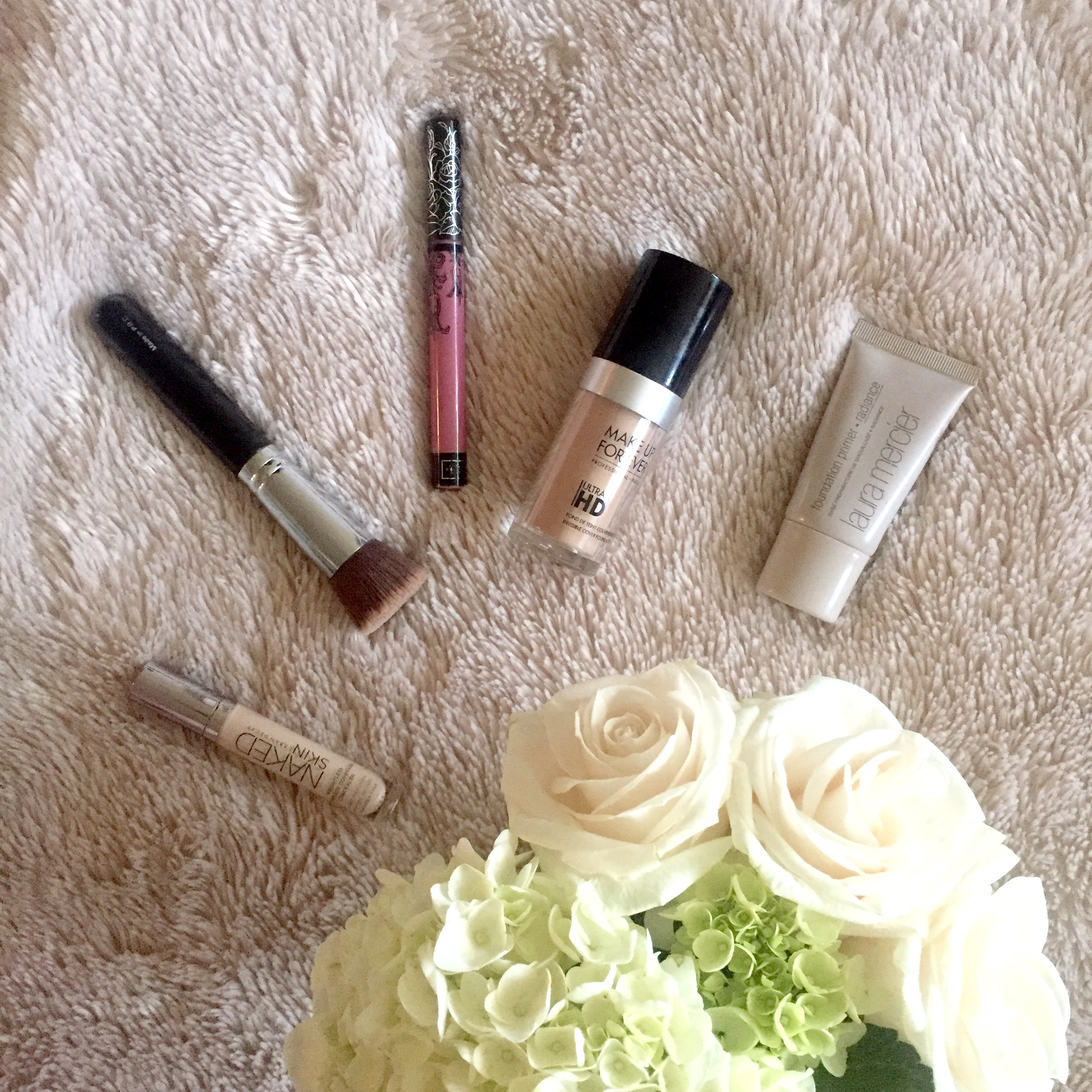 Current Makeup Routine