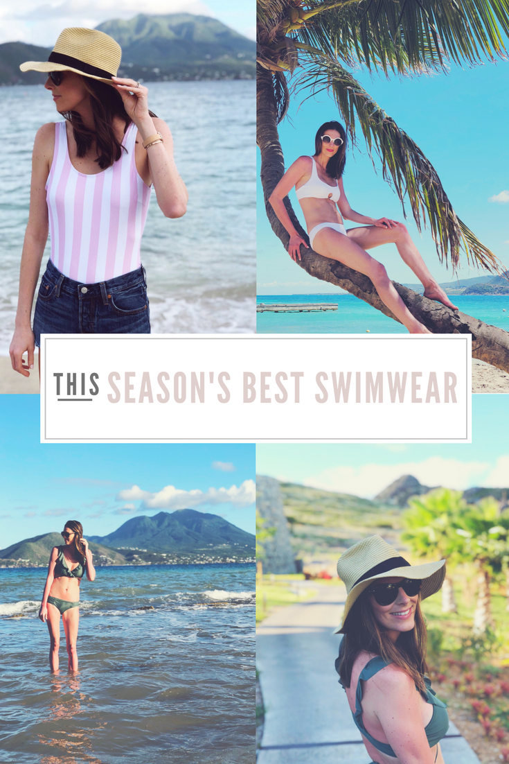This season's best swimwear