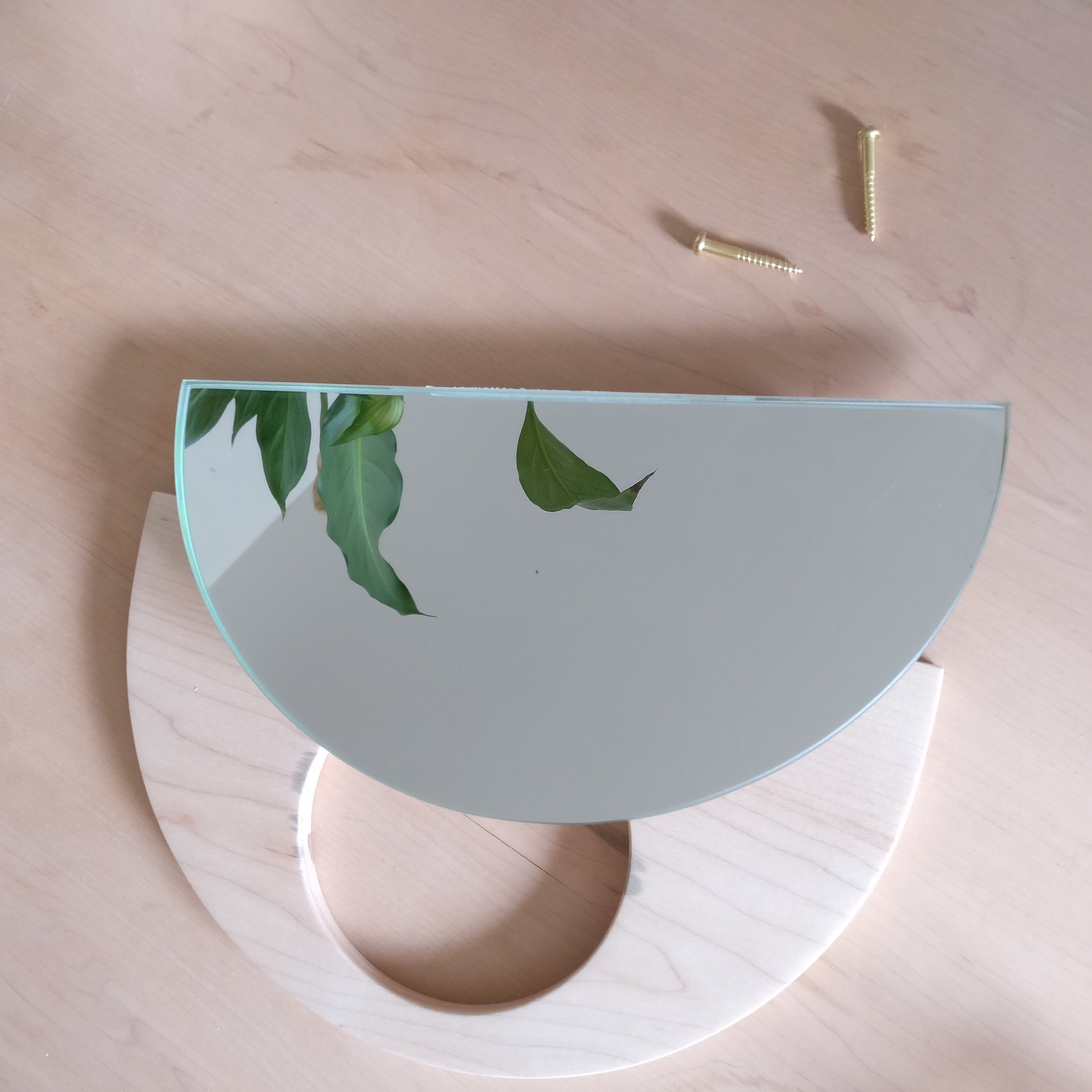 8/8 PROJECT, DESIGN, DESIGNER, MYRIAM RIGAUD, PLANT HANGER WOOD DESIGN, WALL HANGER