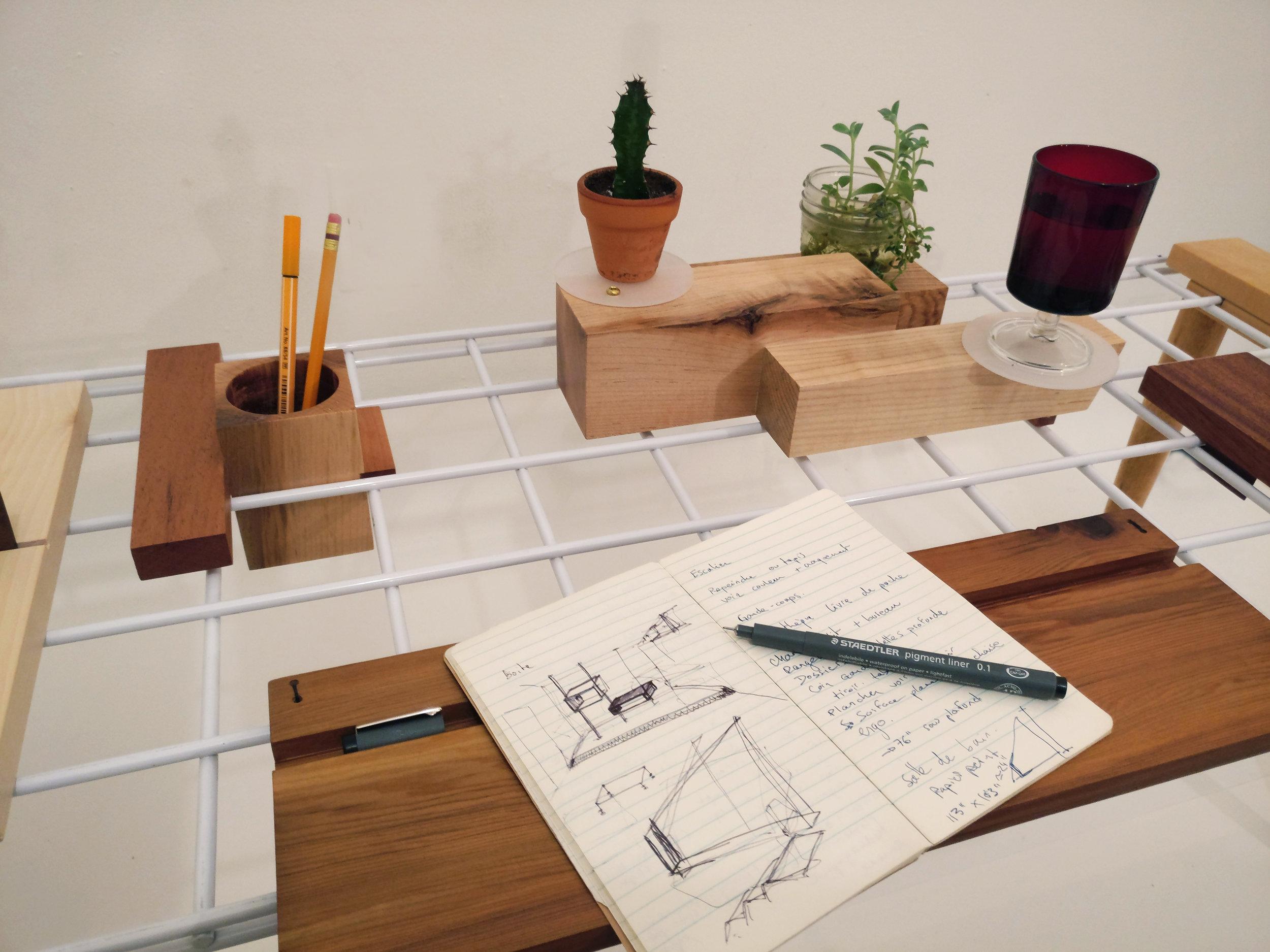 Nuvem coffee table, projecteighteight, designer, myriam rigaud, wood design, design object