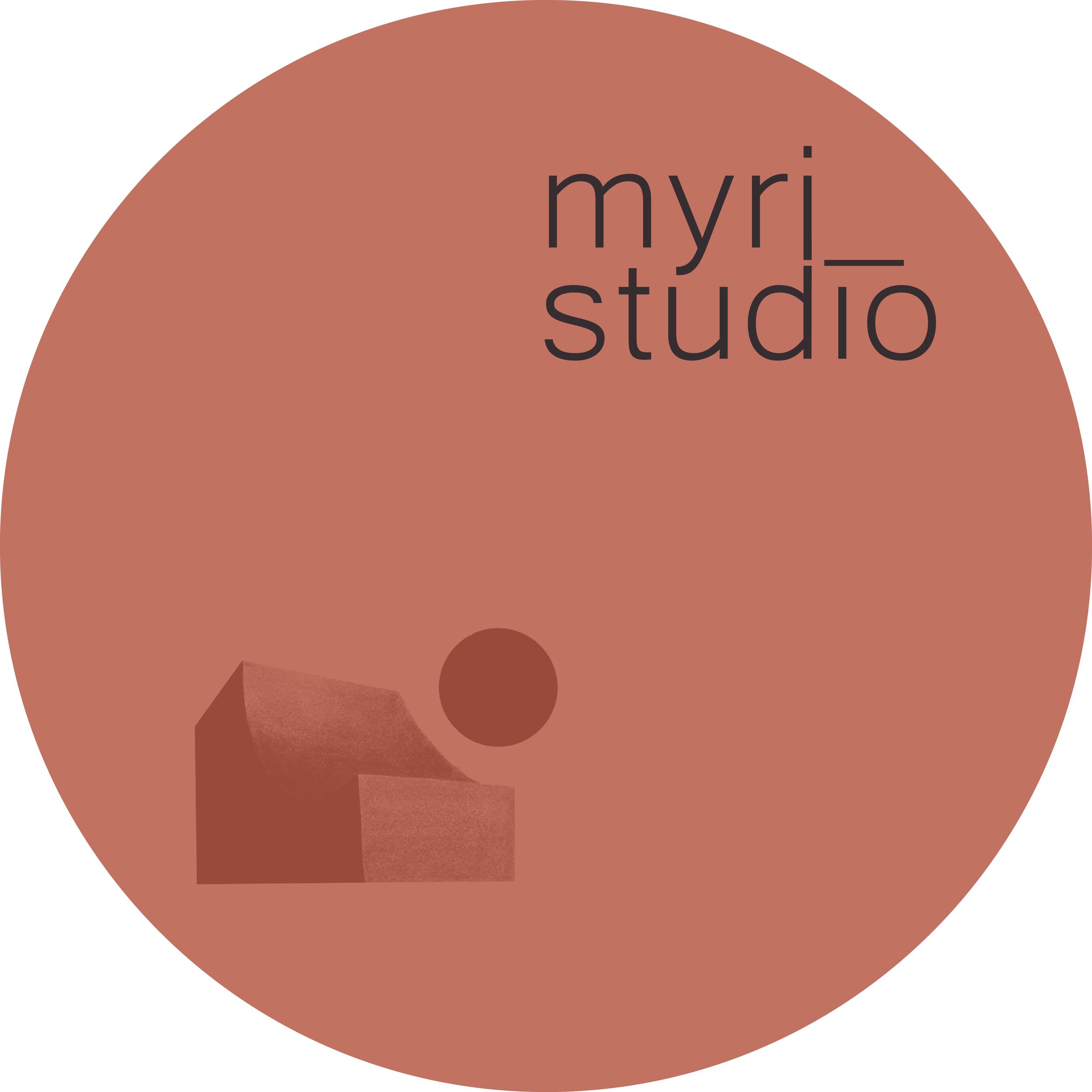 myri studio; design studio; nomad design; multidisciplinary design; myriam rigaud