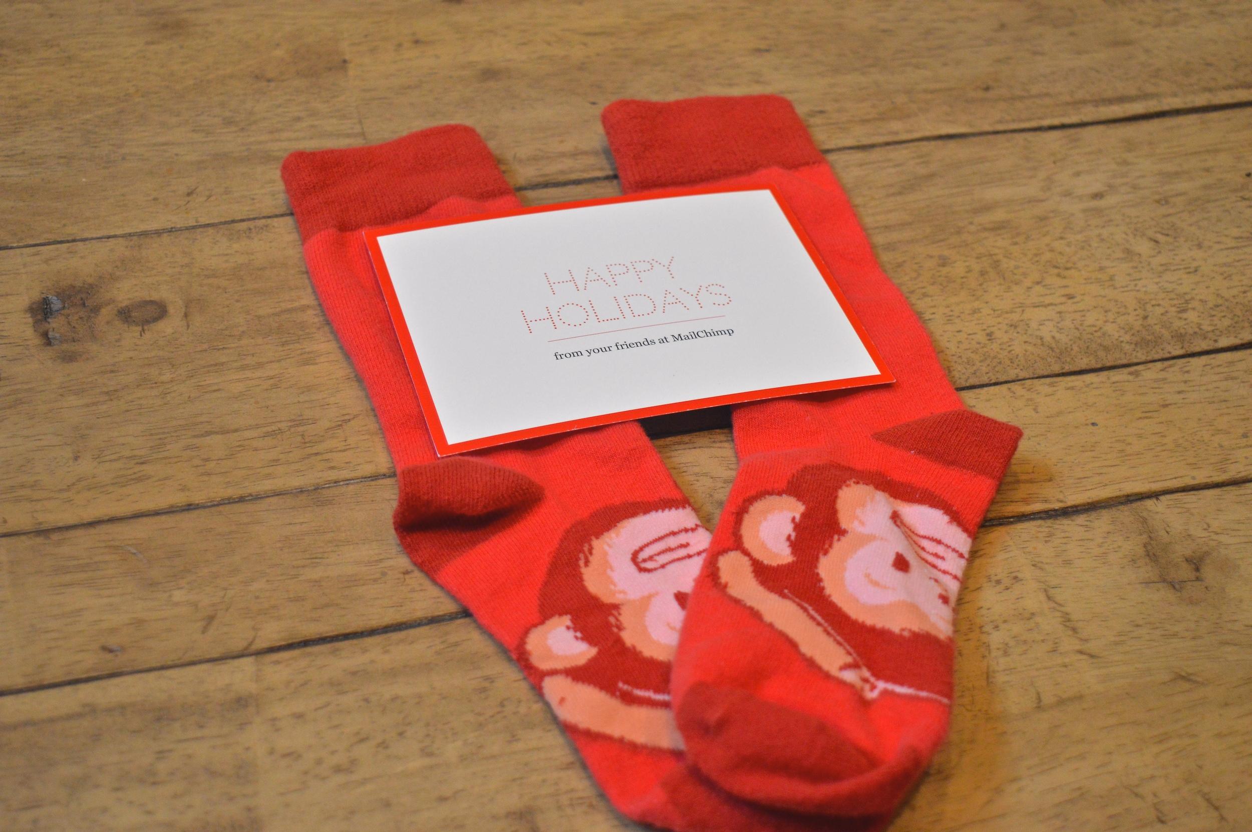 Mailchimp socks