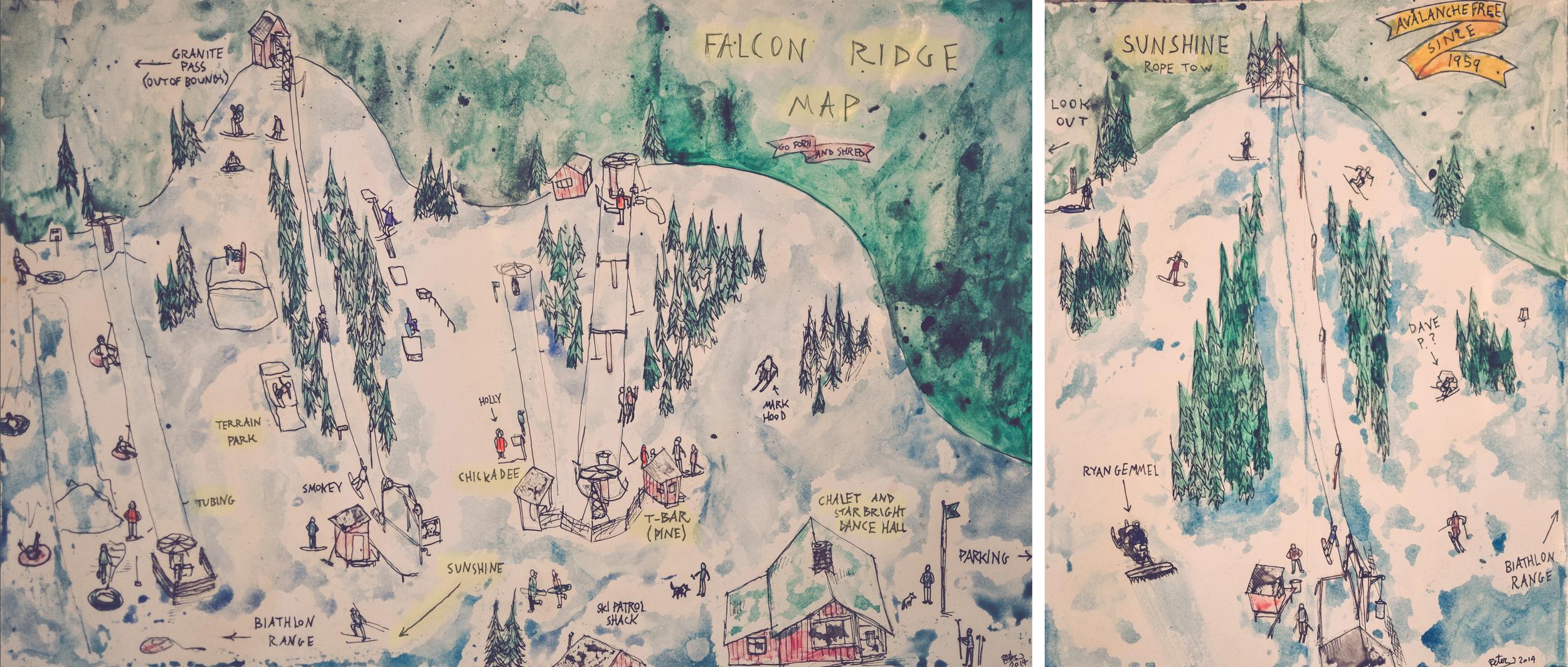 Download the Falcon Ridge map