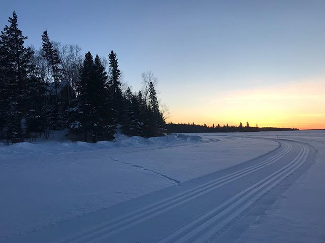 Ski trail conditions are looking fantastic for this weekend! Check out a full conditions report on the Falcon Ridge website, link in bio.  @falcon_ridge @falcontrails  #falconridgeski #falcontrails  #ginzugroomer #explorethewhiteshell #exploremb #explorecanada #thegreattrail #transcanadatrail