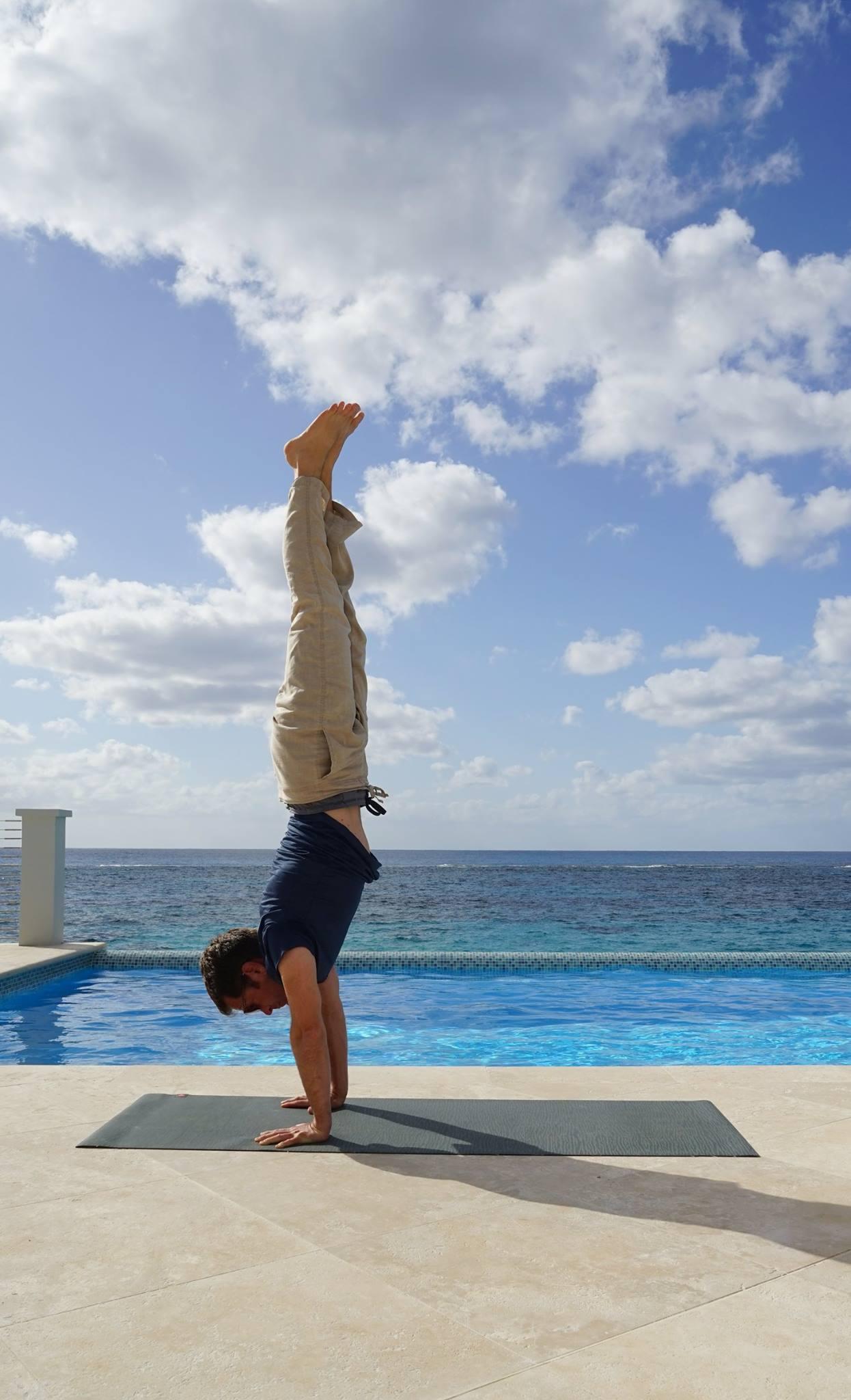 Bermuda - Todd Crews Yoga 1