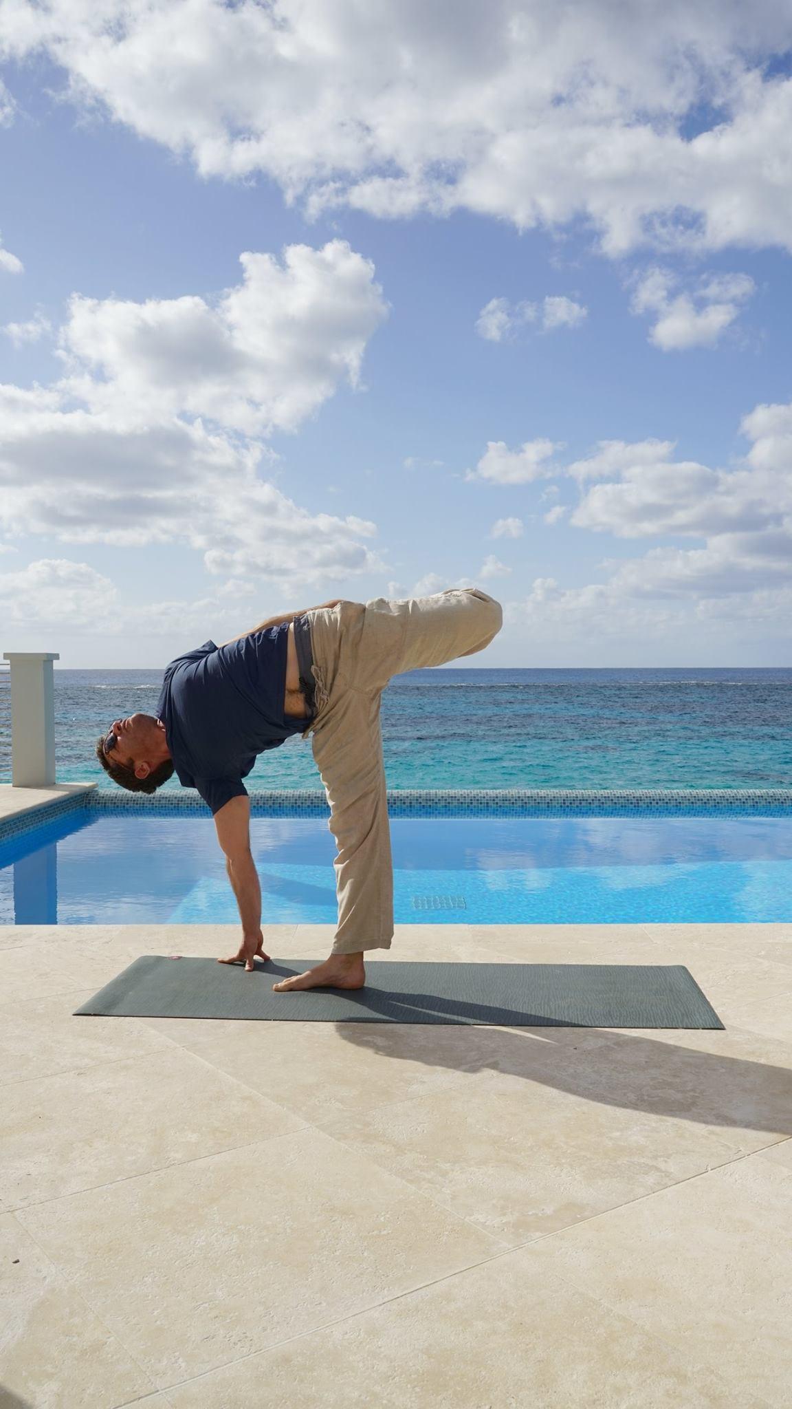 Bermuda - Todd Crews Yoga 5