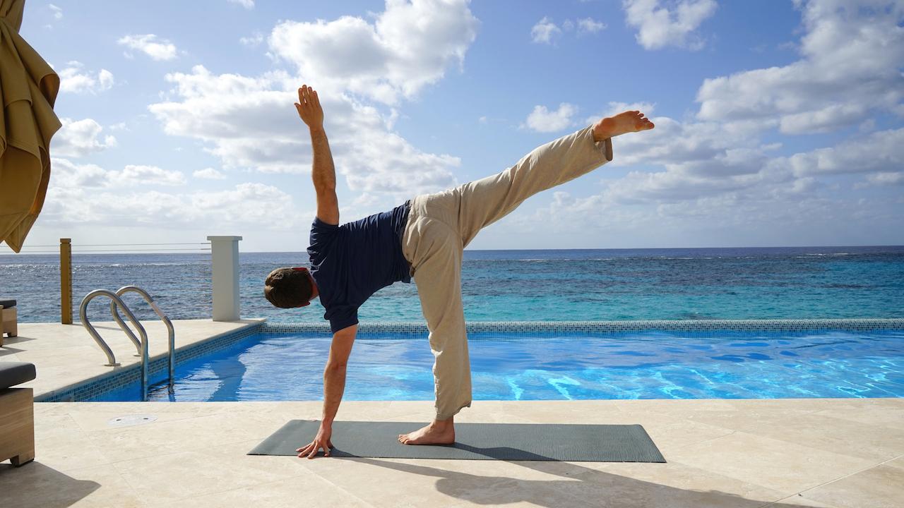 Bermuda - Todd Crews Yoga 3
