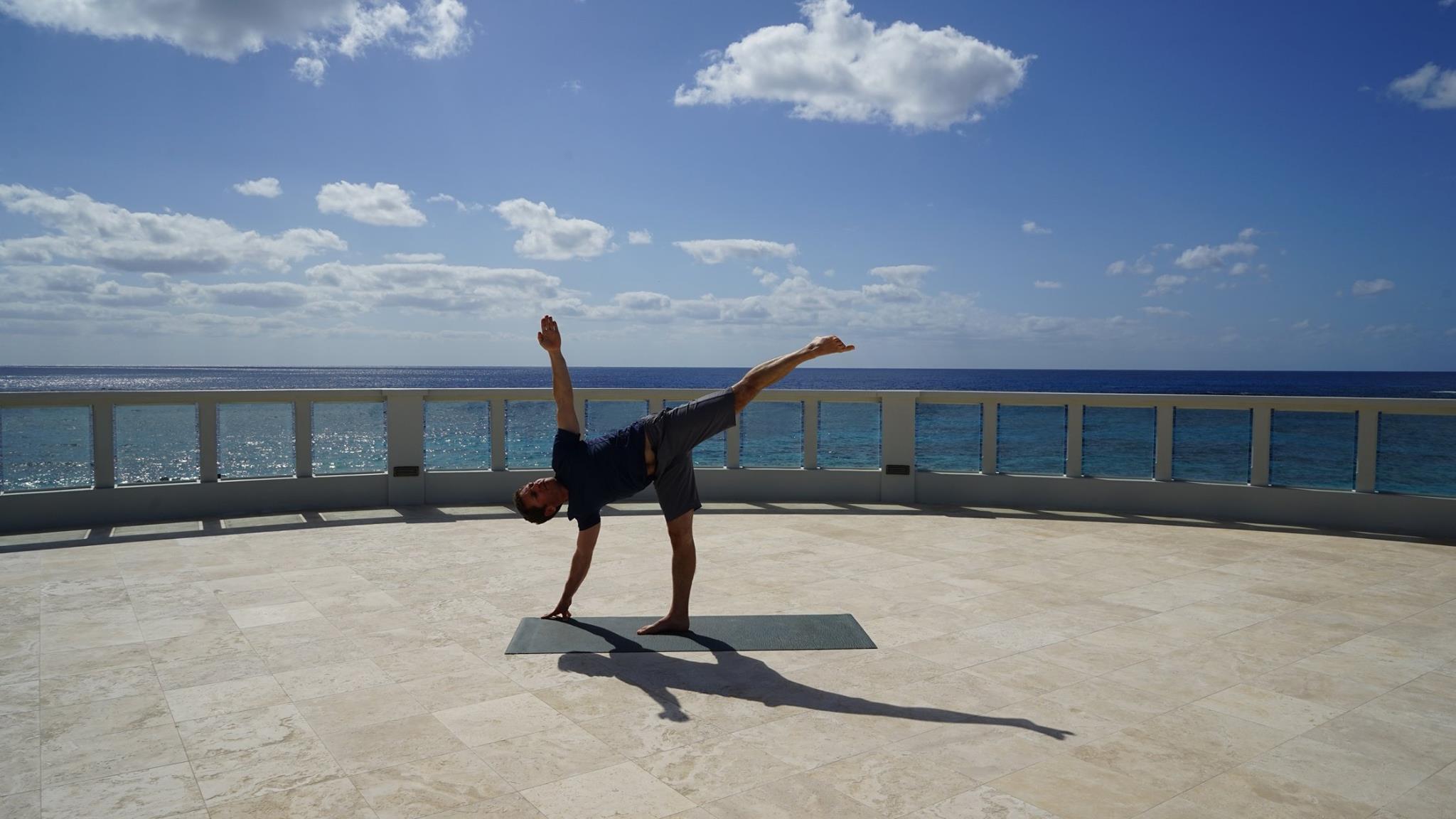Bermuda - Todd Crews Yoga 9