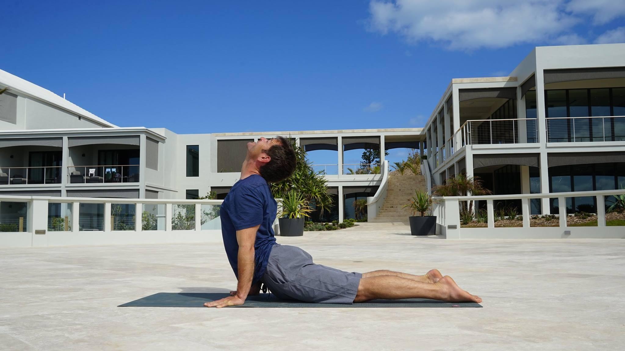 Bermuda - Todd Crews Yoga 15