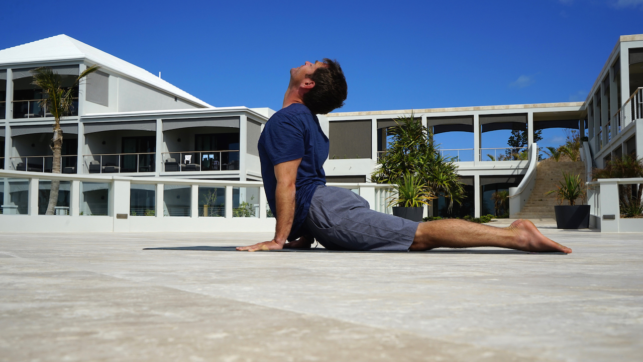Bermuda - Todd Crews Yoga 14