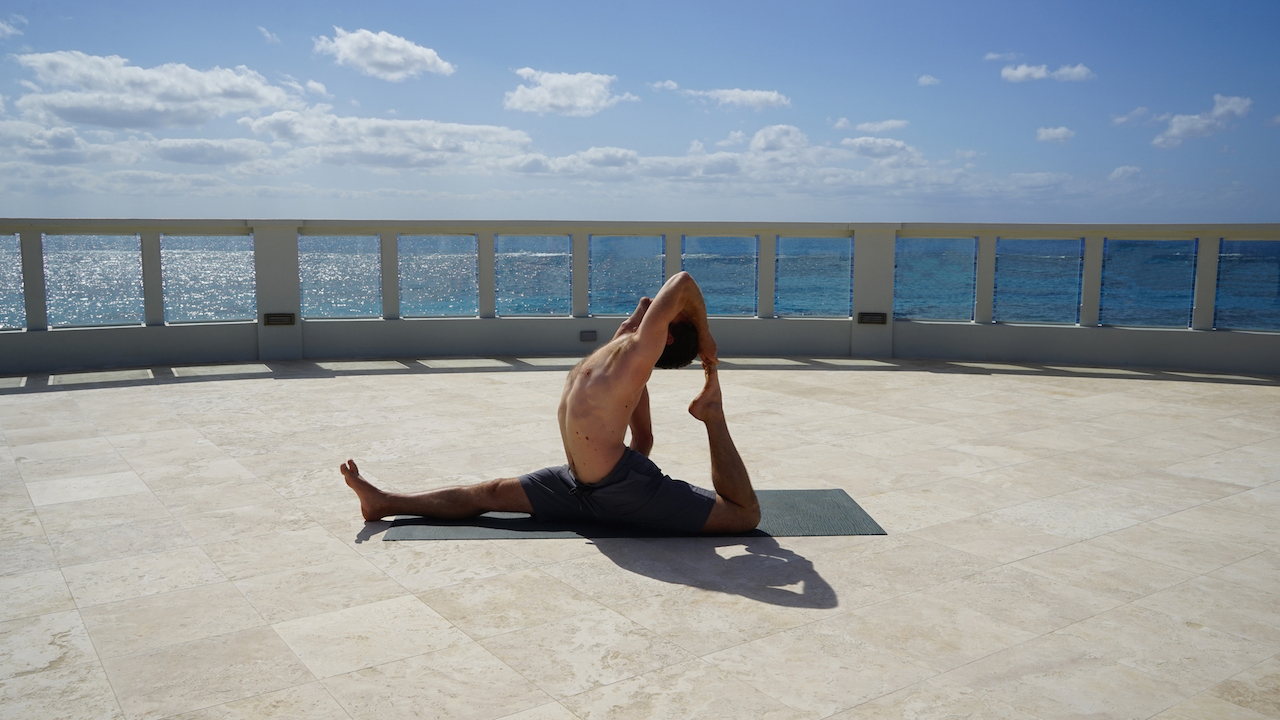 Bermuda - Todd Crews Yoga 16