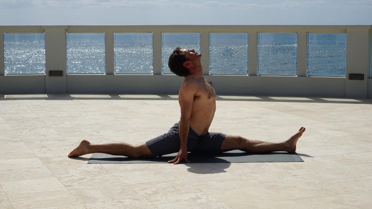 Bermuda - Todd Crews Yoga 17