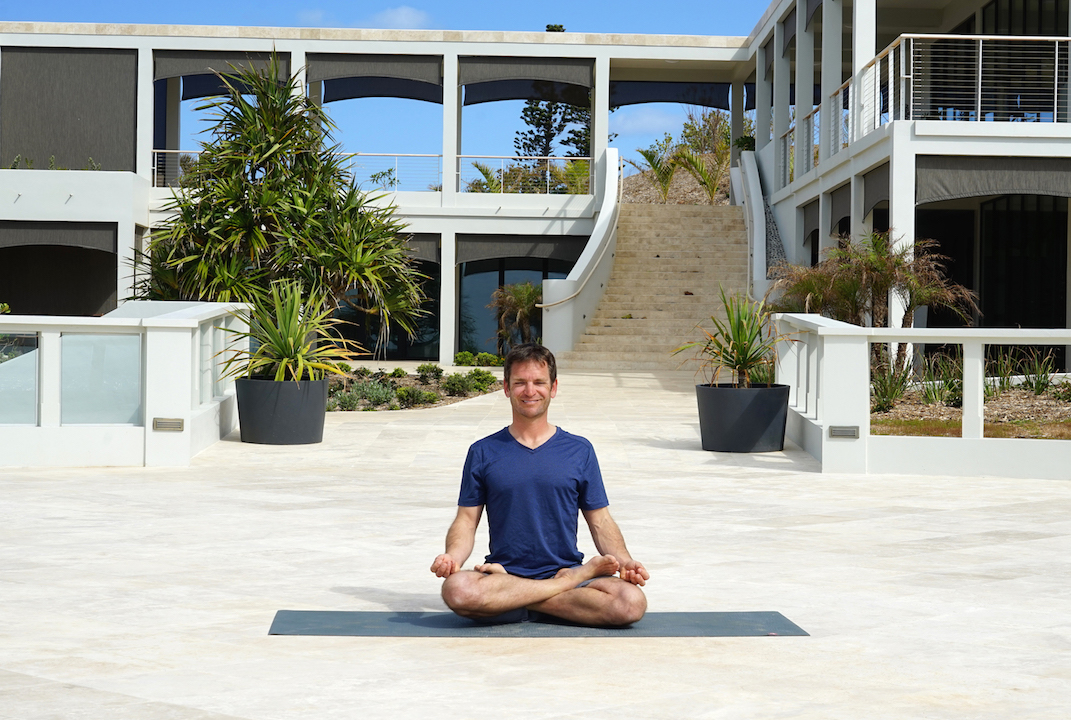 Bermuda - Todd Crews Yoga 25