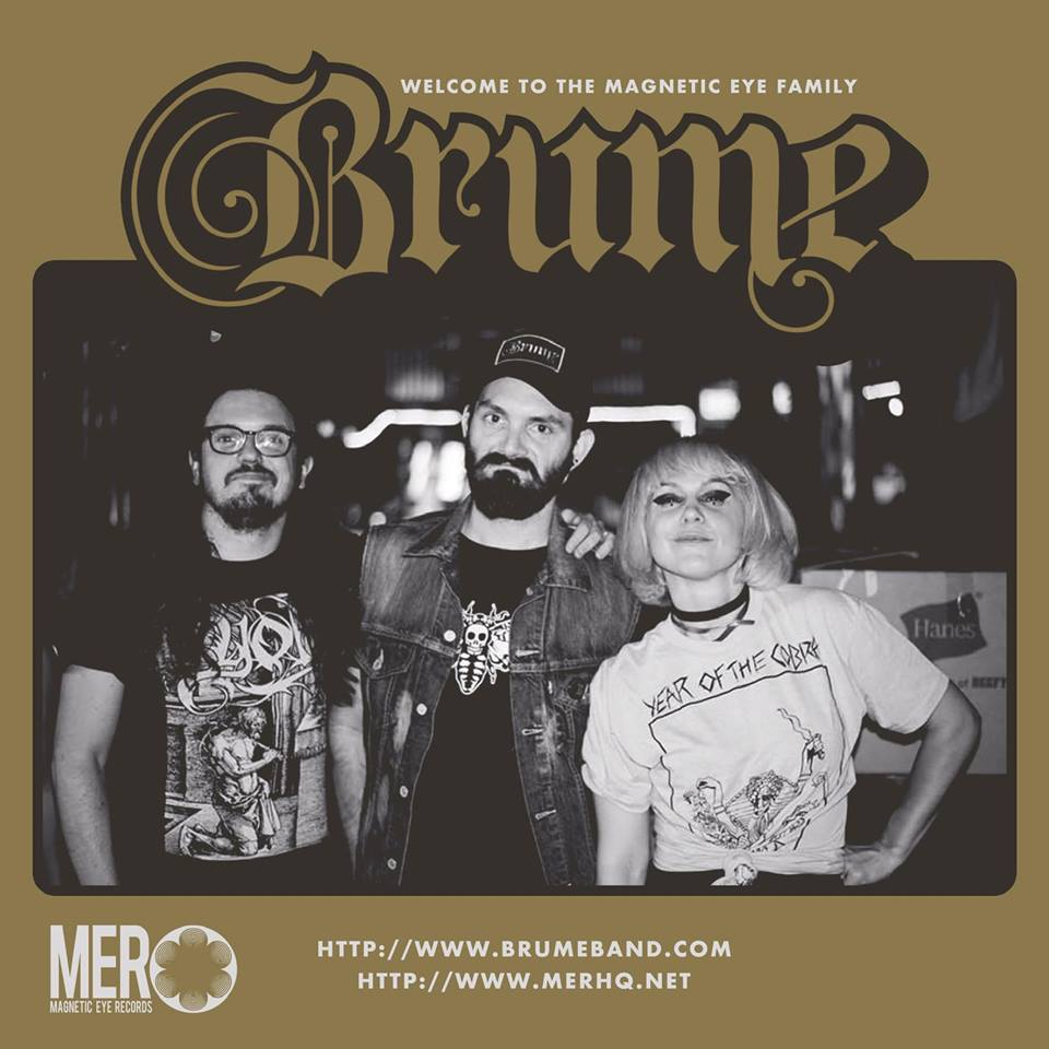 Brume Signs With Magnetic Eye Records Artist Roster