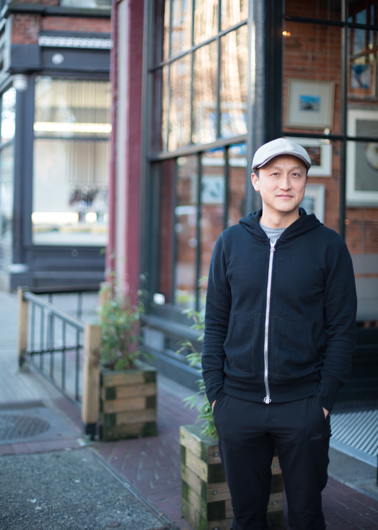 June 12, 2015    DANNY CHEUNG     Founder of  Nourish  restaurant Danny Cheung on connecting with farmers, committing to an all-organic menu, and shifting the focus away from industrialized agriculture.