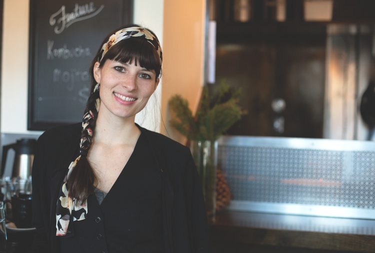 June 12, 2015    VANESSA BOURGET     Founder of  exile bistro  and chartered herbalist, Vanessa Bourget on the rewards of fermentation, wild crafted foods, and medicinal mushrooms.