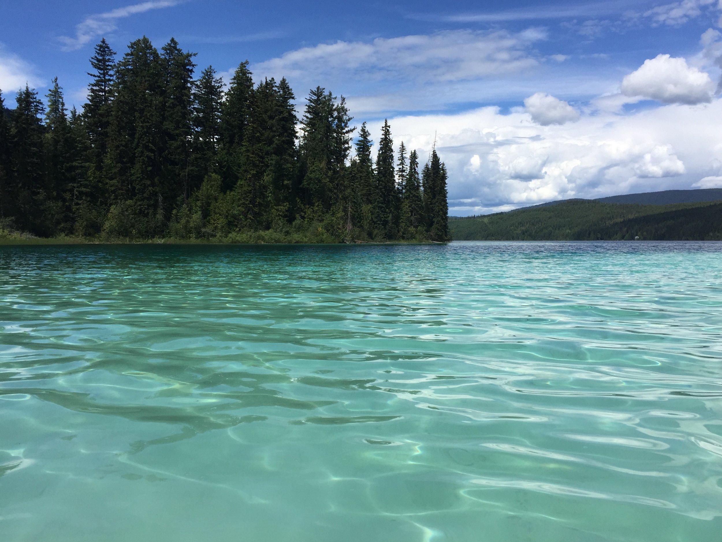 Johnson Lake,Thompson-Nicola