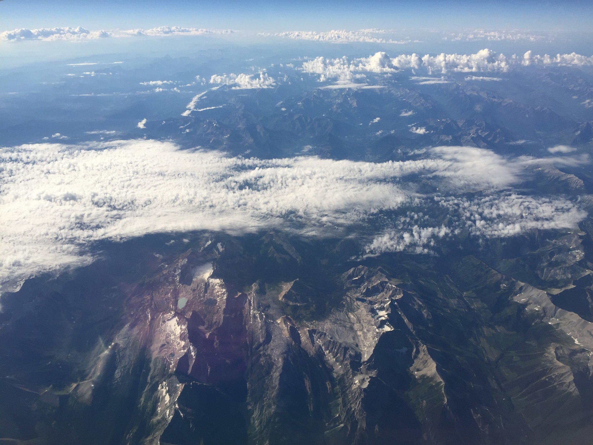 Rocky Mountains, Alberta