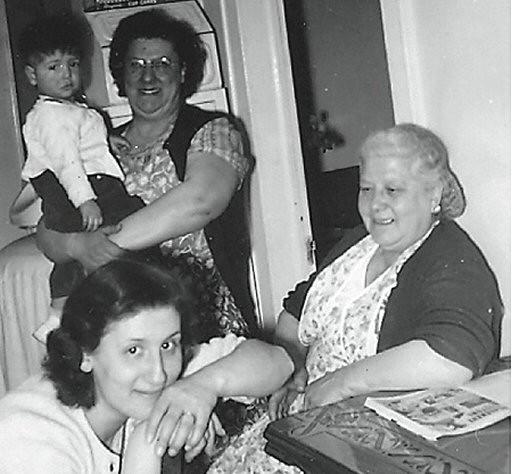 Great Great Grandma