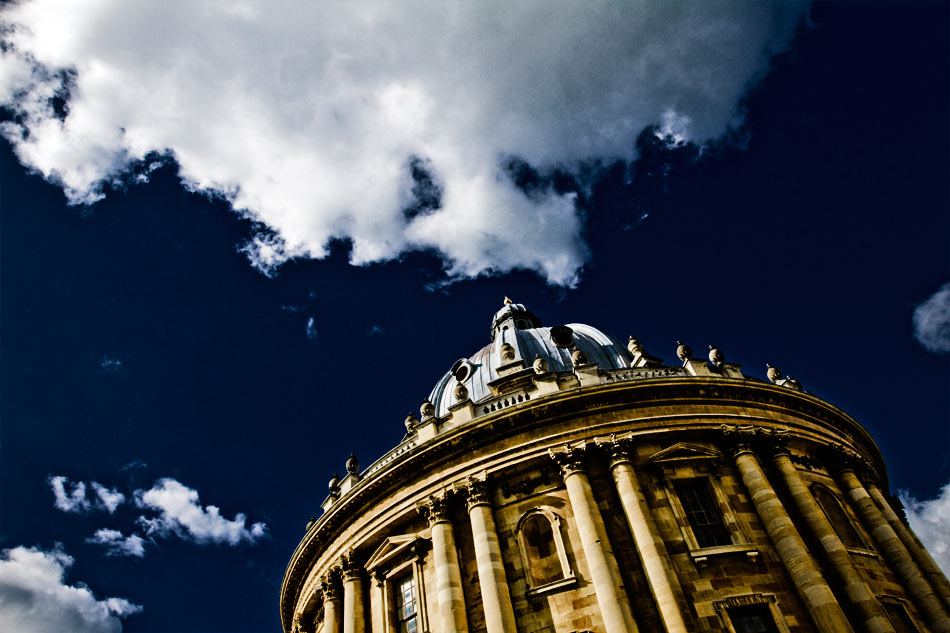 Oxford, England - Radcliffe Camera at University of Oxford