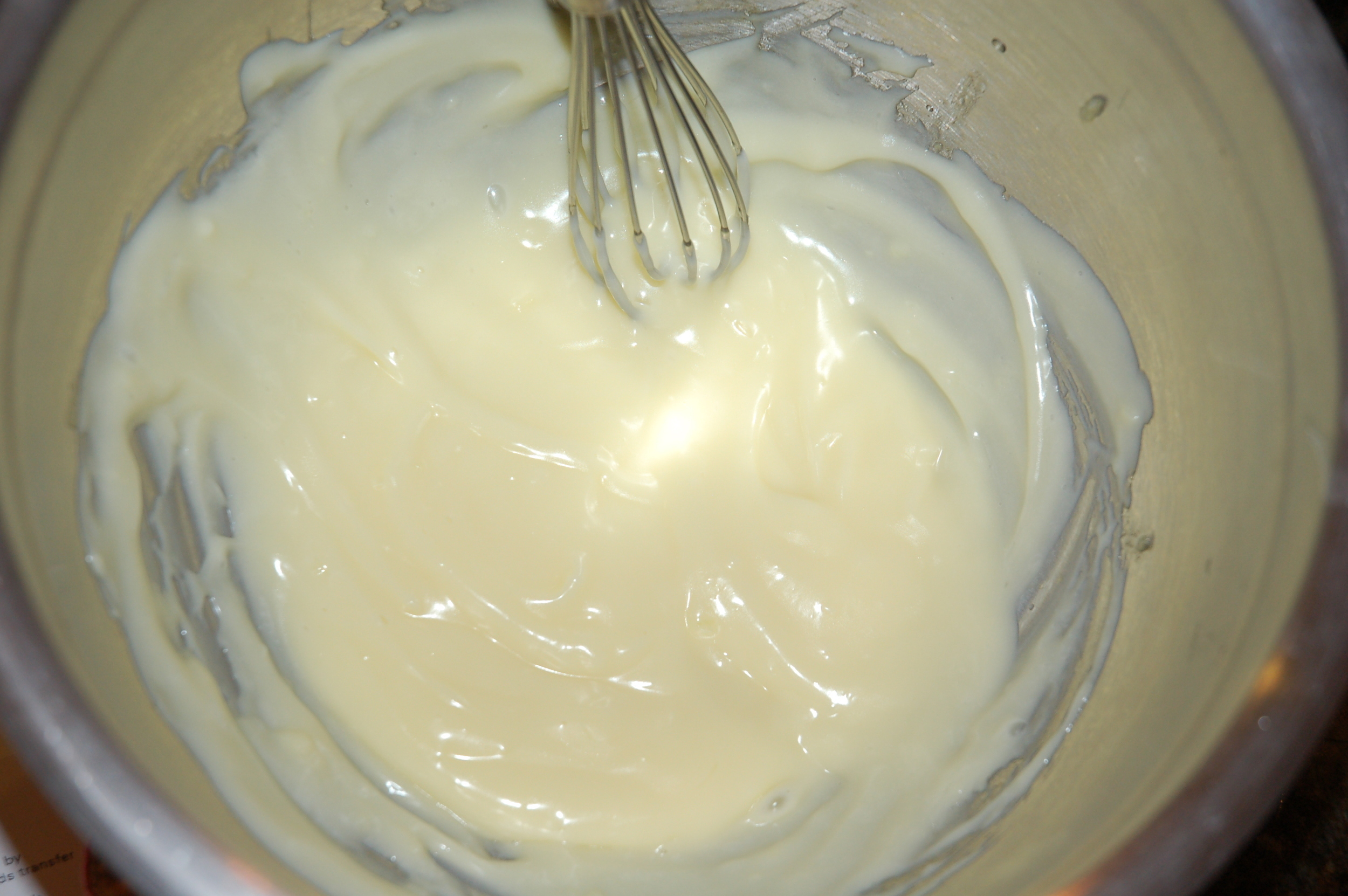 aioli coming together