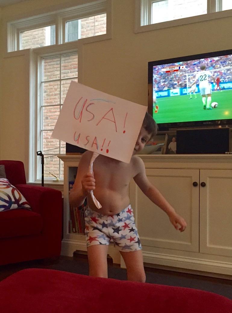 Go USA Women's Soccer!!!