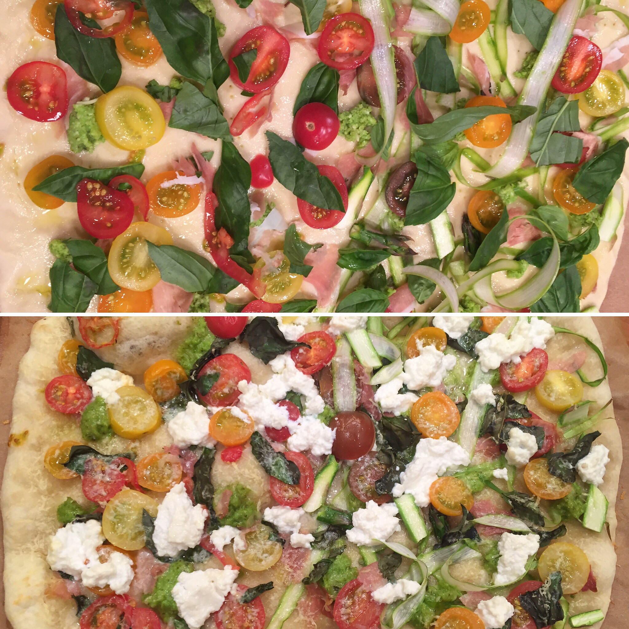 the freshest pizza