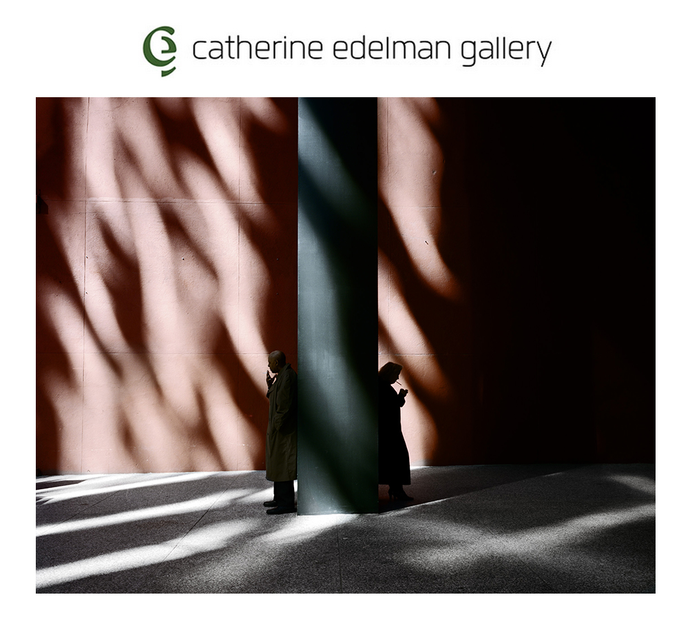 I am excited to announce that I am now represented by the Catherine Edelman Gallery in Chicago. ou can check out my work and the talented artists she represents   here.