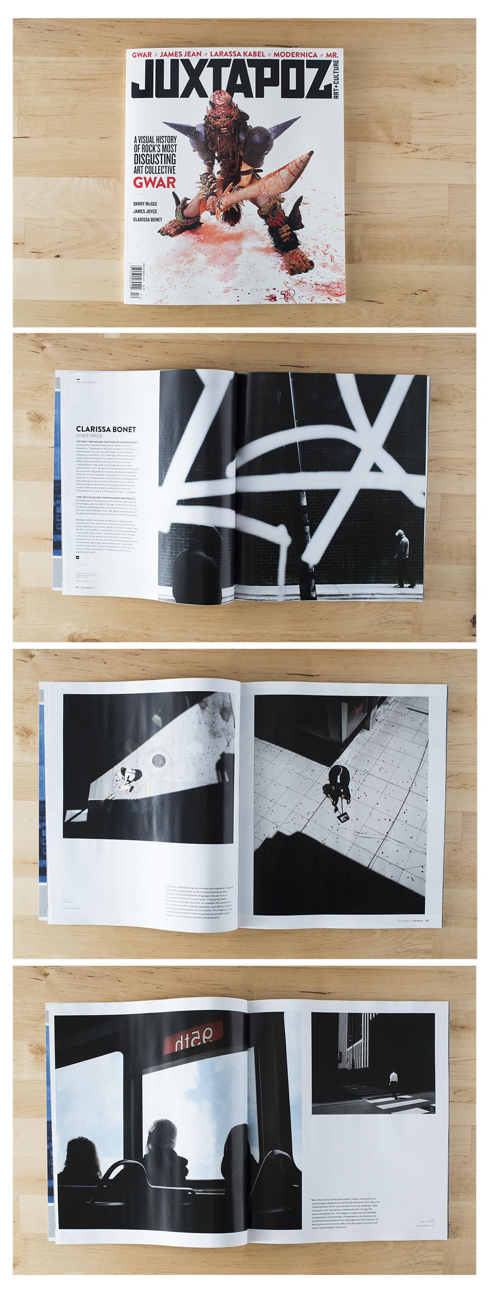 Juxtapoz Magazine December Issue