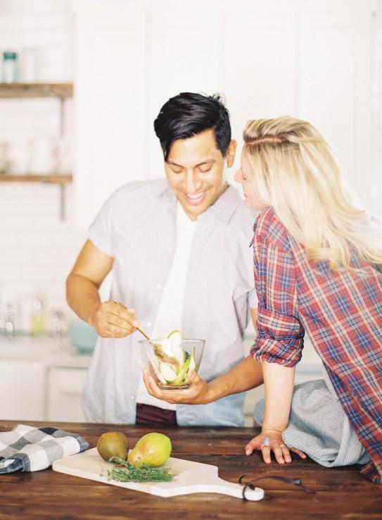 View More: http://melissajill.pass.us/kitchenengagment