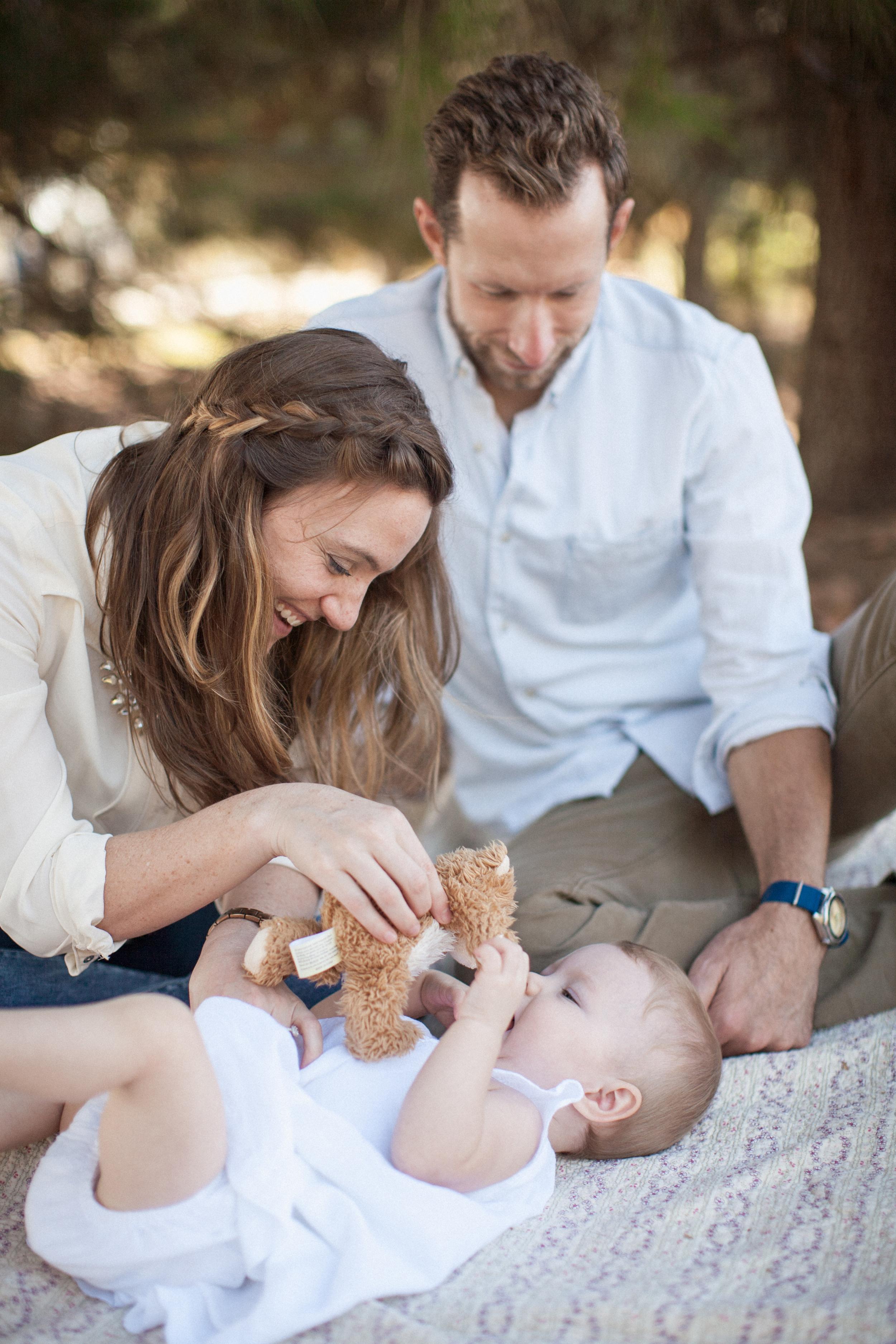 Hasemeyer Family  |Lake Balboa