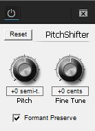 Adobe Premiere CC 2015.3 Pitch Shifter