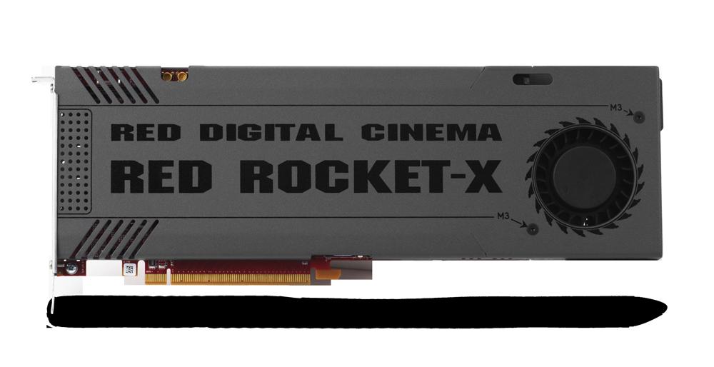 REDROCKET-X Marketing Photo
