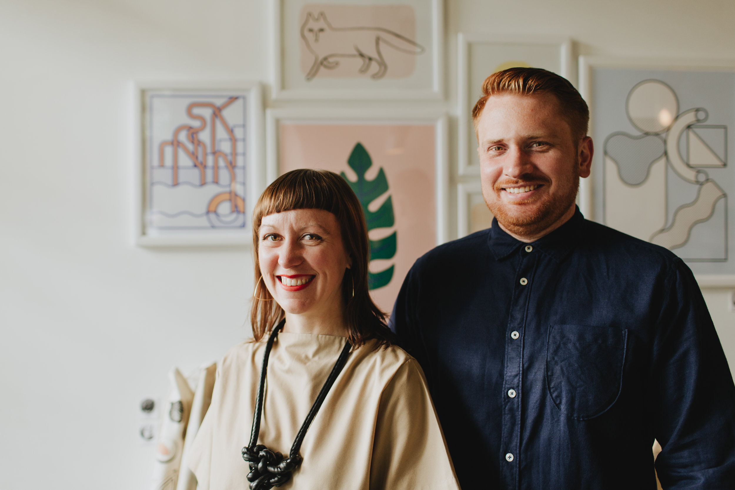SallyAnn Corn + Joe Kent, JOIN DesignSeattle, WA - Testimonial coming soon.