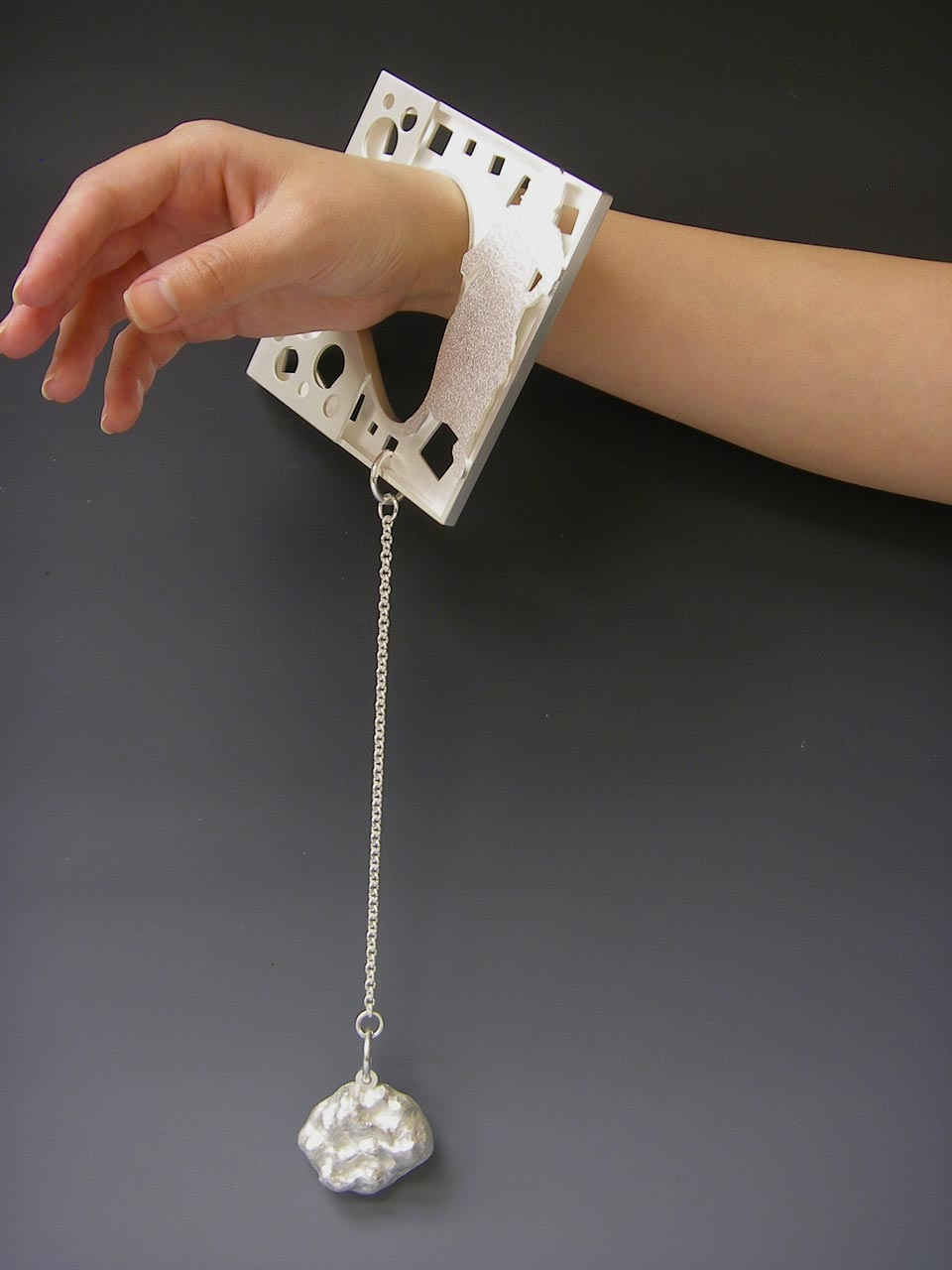 CIA Consider the Consequences Lust Not Love Bracelet #3 by Christina Smith