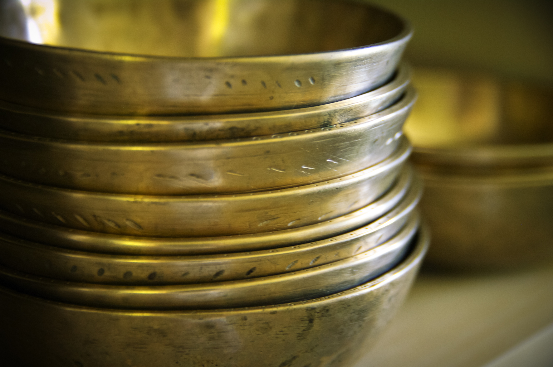 antiche campane Assam (Manipuri)