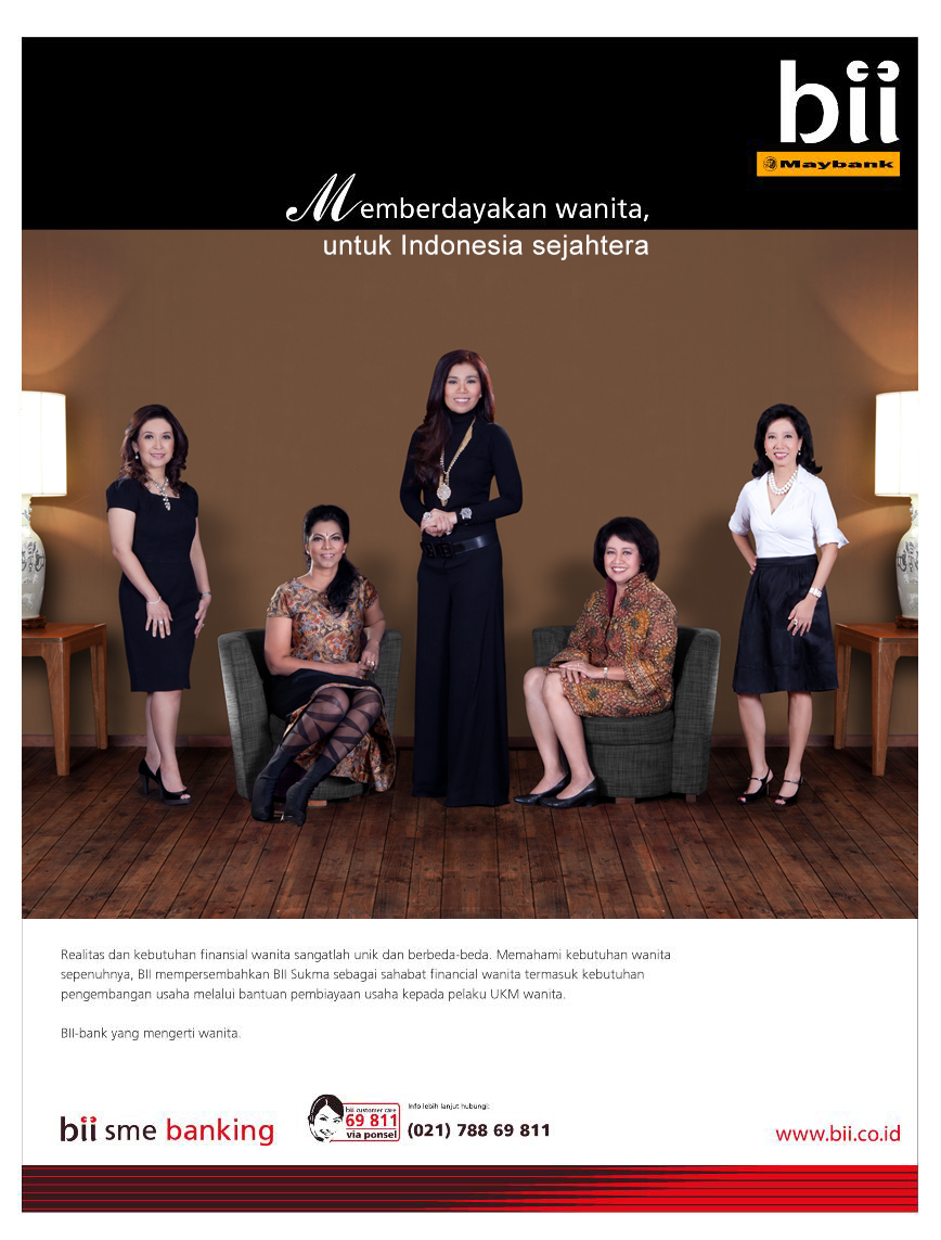 BII Maybank - Kartini