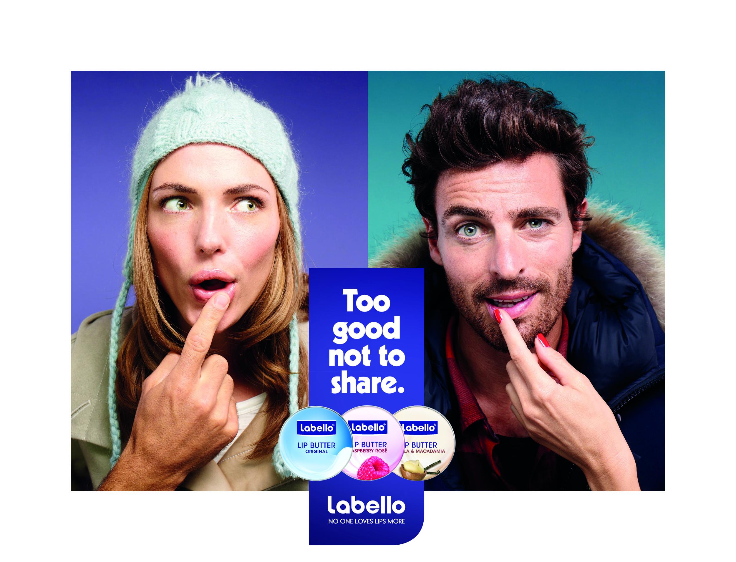 Labello Lip Butter POS campaign 2014