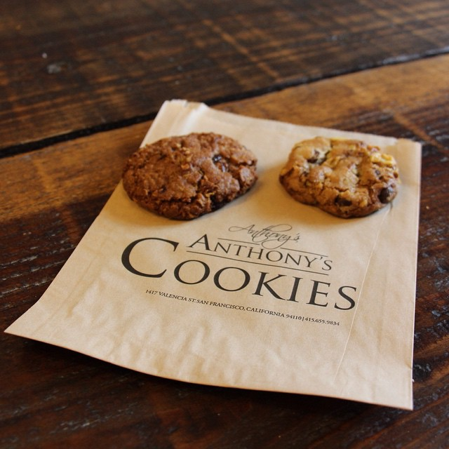 Oatmeal Raisin and Walnut Chocolate Chip • #sanfranspoon