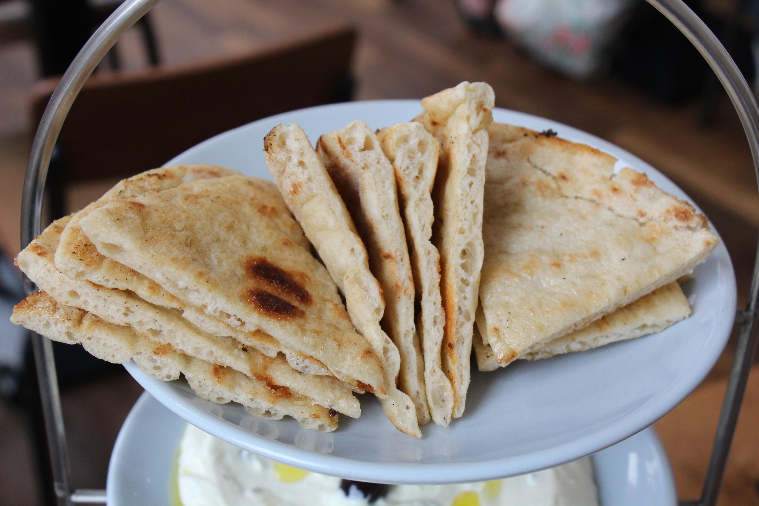 Greek Flatbread