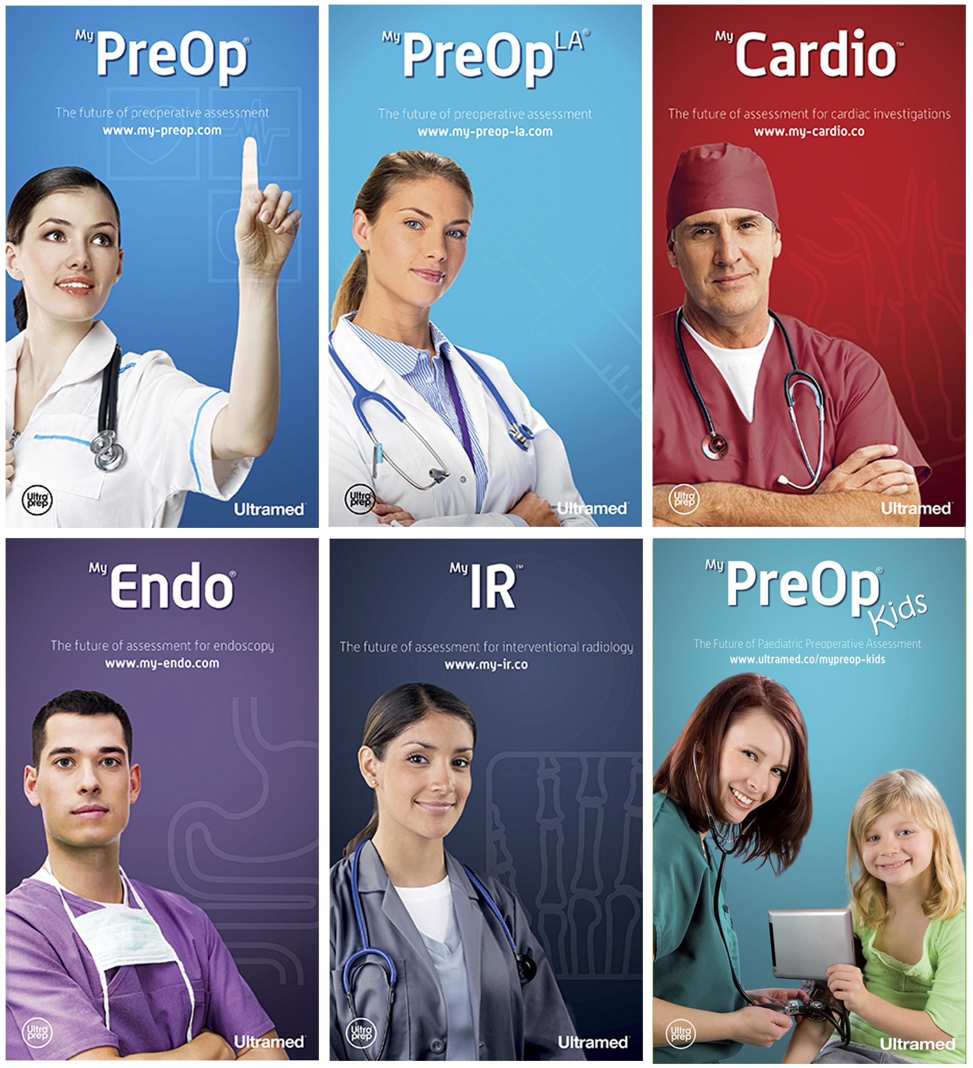 digital pre op & pre-procedure solutions, MyPreOp, Preop assessment