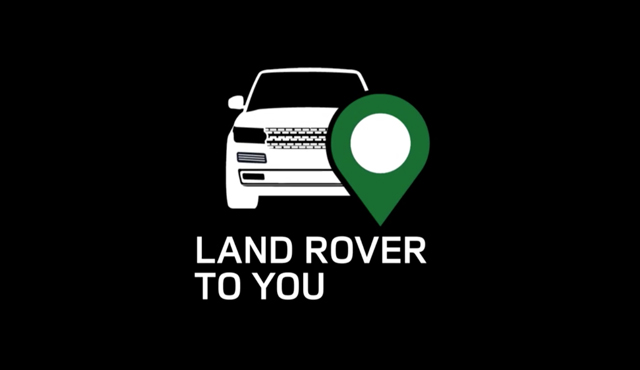 Land Rover To You >