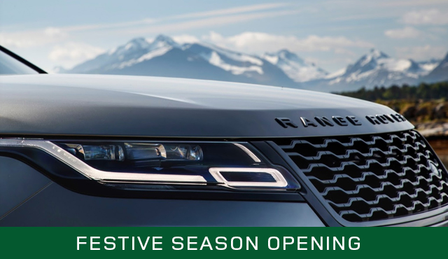FESTIVE OPENING HOURS >
