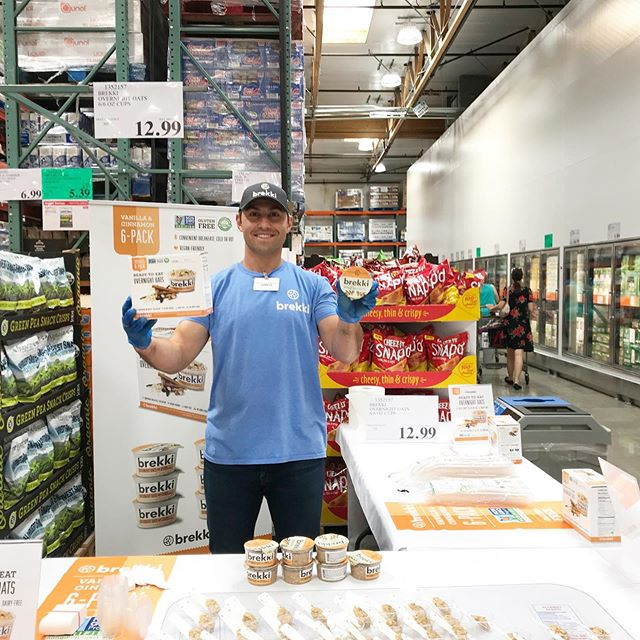 🎉 It was our founder Greg's birthday yesterday! Today he is demo'ing @costco Irvine so go tell him HAPPY BIRTHDAY if you're in the hood! If not, give him a shout here! 👇👇👇 #makeitgrain