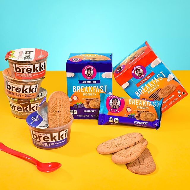 💥Breakfast Giveaway Alert💥We've teamed up with @goodiegirlcookies to make all your breakfast dreams come true! 1 winner will receive a variety 8-pack of @eatbrekki ✨ + ✌️ boxes of Goodie Girl Breakfast Biscuits 🍪! Another winner will receive coupons for @eatbrekki & @goodiegirlcookies ✨ #MakeItGrain Dets on how to enter below 👇! • 1️⃣Follow @goodiegirlcookies + @eatbrekki 2️⃣LIKE this photo  3️⃣TAG 3+ friends (Tag each name separately👇) . ✨BONUS points: Repost this image to your stories or feed for extra entries! ✨Contest ends 9/26 @ 9:00 PST. 2 winners will be notified by private message. Must be 18+ years young and live in the USA. This giveaway is in no way affiliated with Instagram. Good luck!