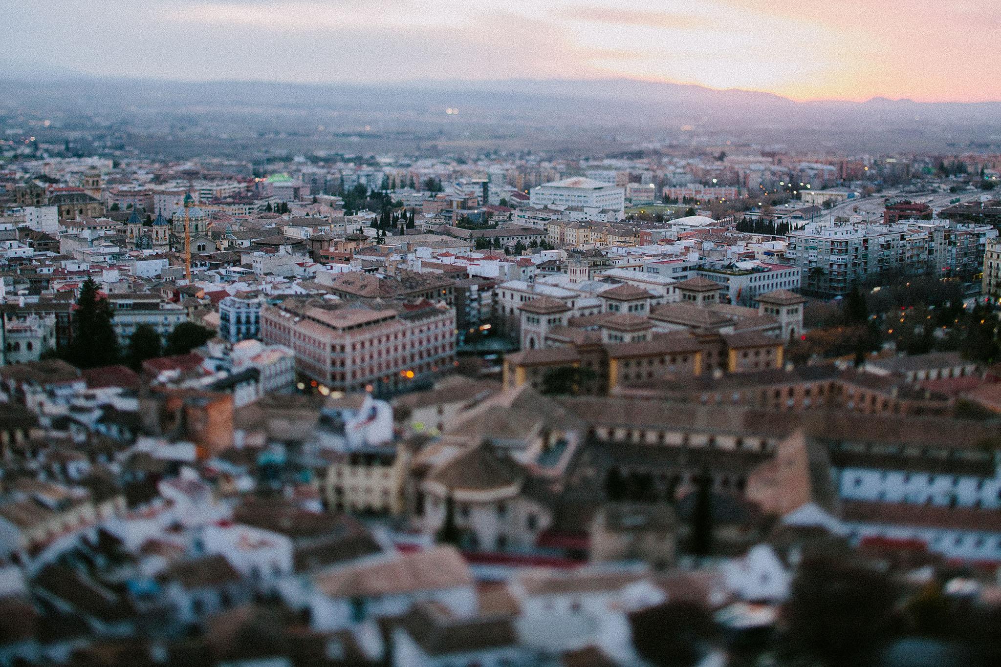 Granada, Spain. 2012.