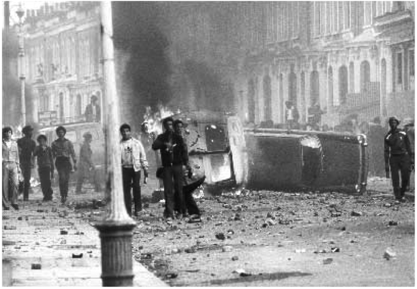 Brixton Riots 1981